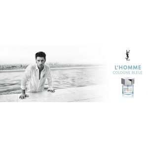 Yves Saint Laurent L'Homme Cologne Bleue EDT 100ml