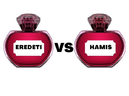 Hamis parfüm - honnan, miért?